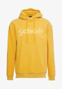 Schott - BILLY - Hoodie - gold - 3