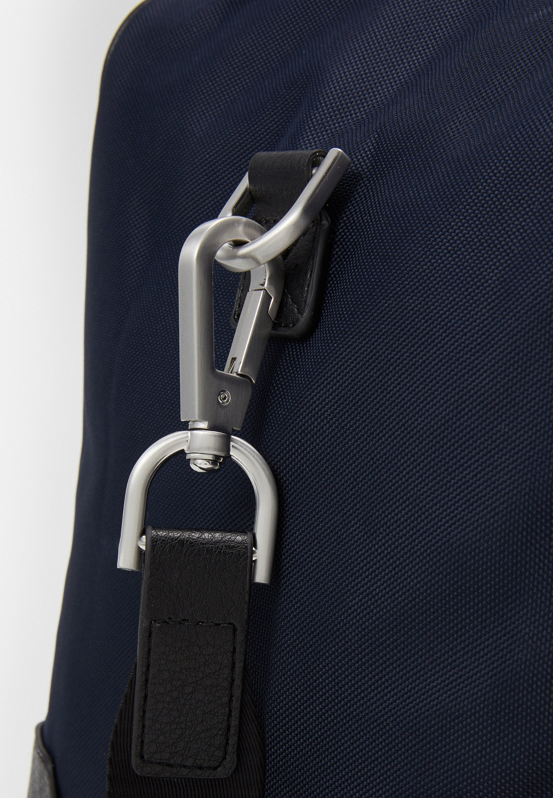 Hackett London DOUBLE ZIP - Weekendveske - navy/black/mørkeblå mwxr4iUWYyqOkVR