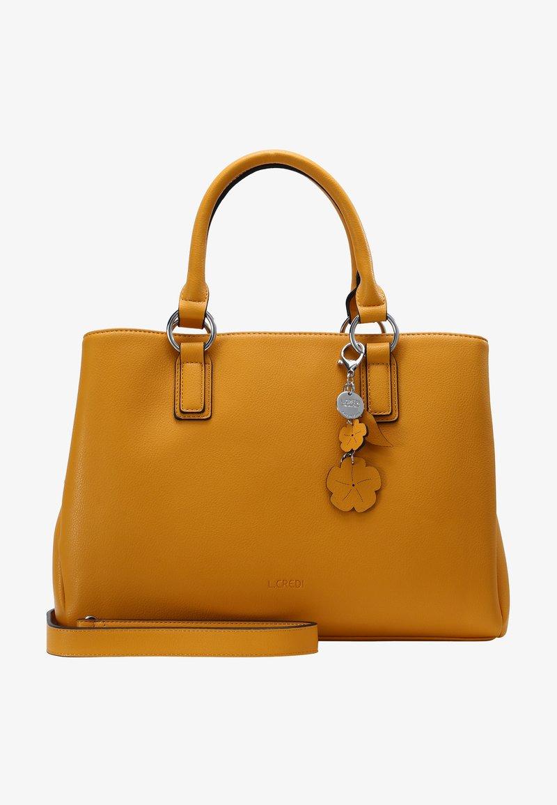 L. CREDI - FRANKFURT - Handbag - gelb