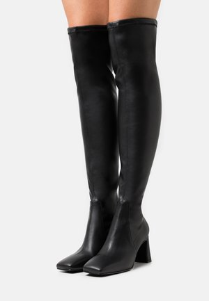 MARQUESSE KNEE BOOT - Over-the-knee boots - black