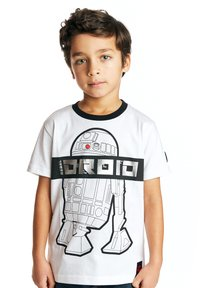 Fabric Flavours - STAR WARS REBEL DROID TEE - Print T-shirt - white - 1