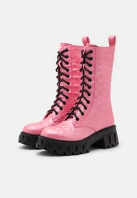 Koi Footwear - VEGAN FONTAINE - Platform boots - pink - 2