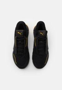 Puma - PROVOKE XT - Trainings-/Fitnessschuh - black/team gold - 3