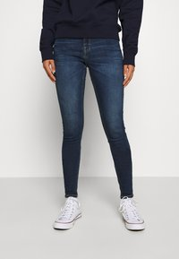 Tommy Jeans - NORA - Jeans Skinny Fit - knox dark blue - 0