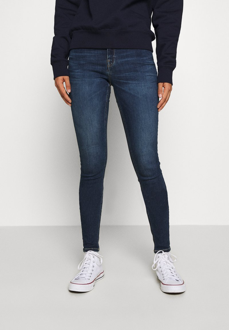 Tommy Jeans - NORA - Jeans Skinny Fit - knox dark blue