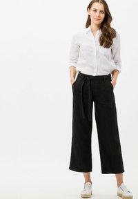 BRAX - STYLE MAINE - Pantalon classique - black - 1