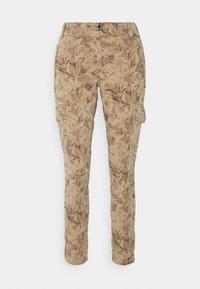 Mos Mosh - GILLES MAZE PANT - Trousers - cuban sand - 0