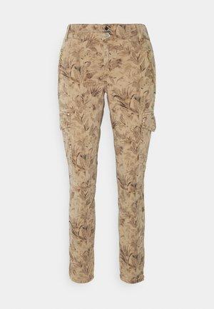 GILLES MAZE PANT - Pantalon classique - cuban sand
