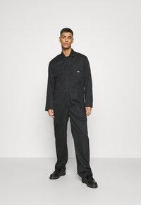 Dickies - HAUGHTON - Overall / Jumpsuit /Buksedragter - black - 0