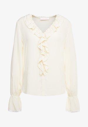 Blouse - natural white