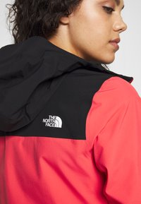 The North Face - WOMENS TENTE JACKET - Hardshell jacket - cayenne red/black - 4