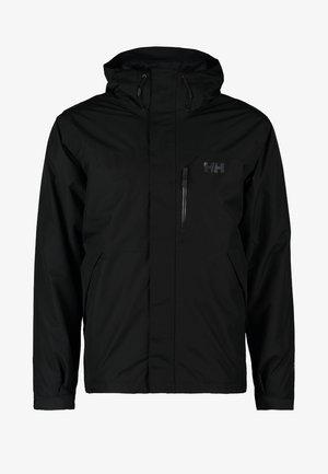 SQUAMISH  - Hardshellová bunda - black