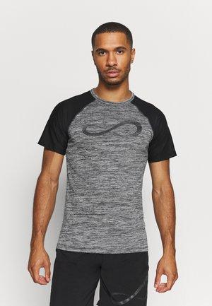 CAMISETA UNLIMITED DIAMOND - T-shirt print - grey