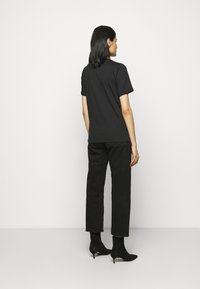 MICHAEL Michael Kors - CHAIN LOGO - Print T-shirt - black/silver - 2