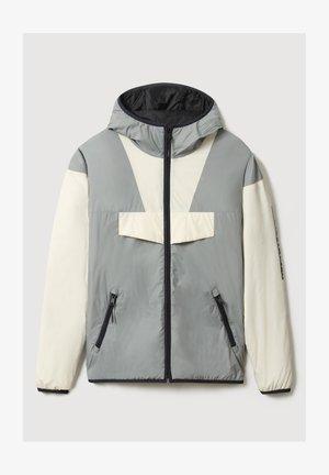 RAINFOREST CIRCULAR OPEN - Light jacket - medium grey solid