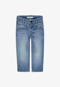 Esprit - FASHION - Straight leg jeans - blue light washed - 0