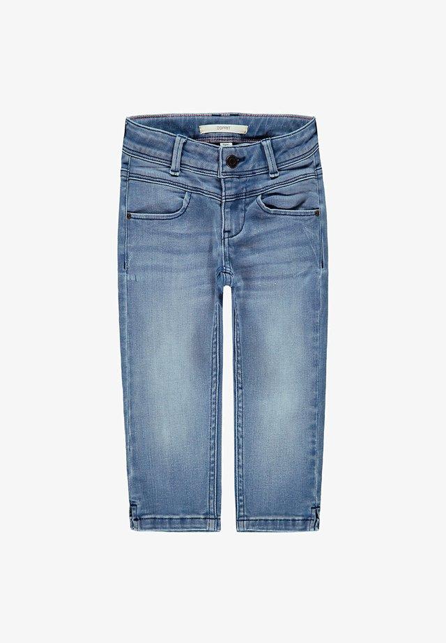 FASHION - Straight leg jeans - blue light washed