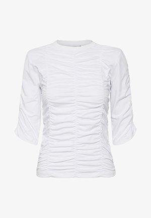 ARIANAGZ  - T-shirts print - bright white