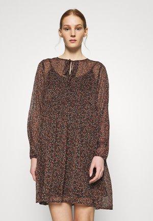 ONYVONNA SHORT DRESS - Kjole - black