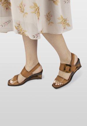 Sandalen - cuero