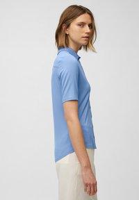 Marc O'Polo - Button-down blouse - blue note - 4