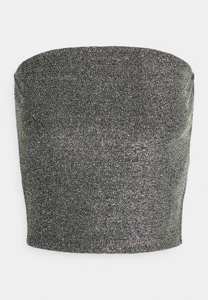 PCRINA TUBE - Top - silver colour