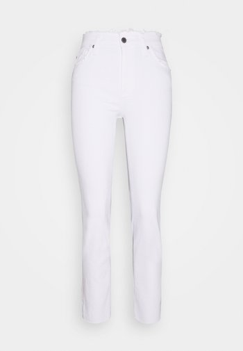 ISABELLE - Slim fit jeans - retro white