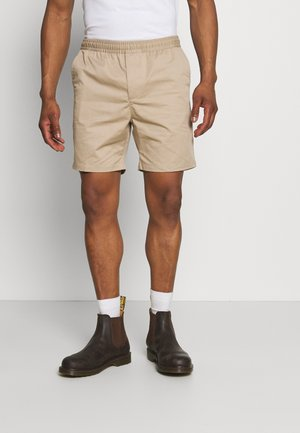 PULL ON UNISEX - Shorts - khaki