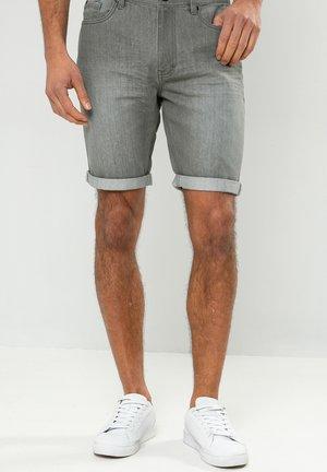 SHAWN  - Jeansshort - grau