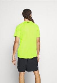 Under Armour - Basic T-shirt - green citrine - 2