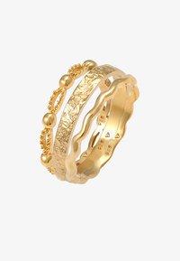 Elli - LAYER - Ring - gold - 1