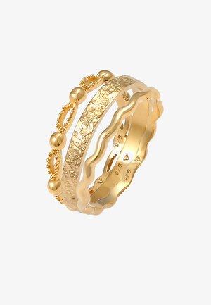 LAYER - Ringe - gold