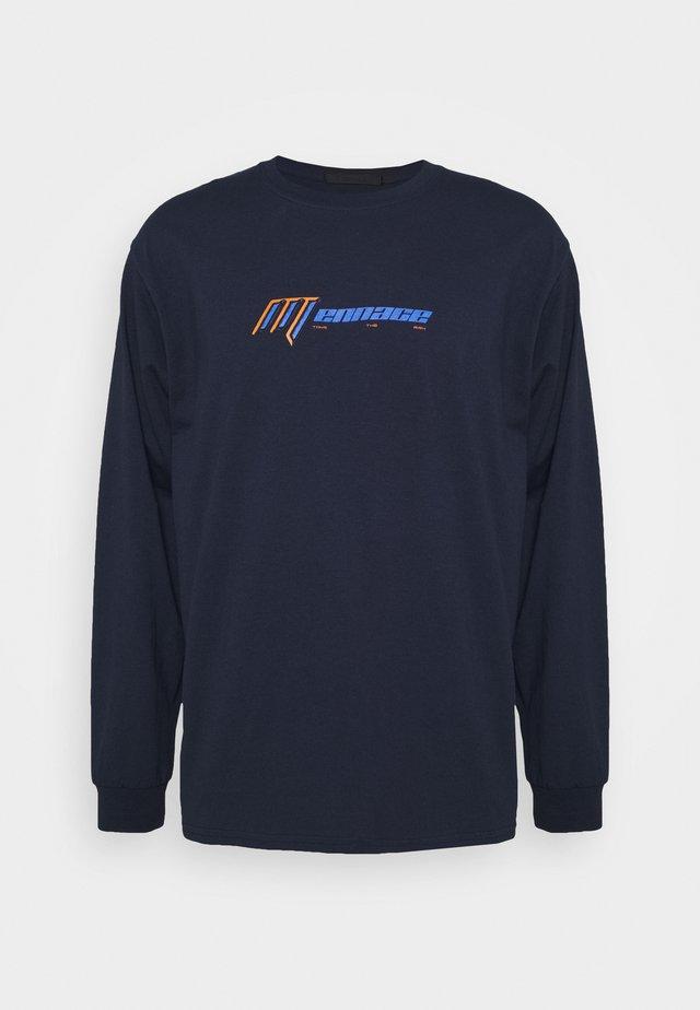UNISEX  - Maglietta a manica lunga - navy