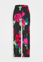 WIDE LEG PANT - Trousers - multicolor