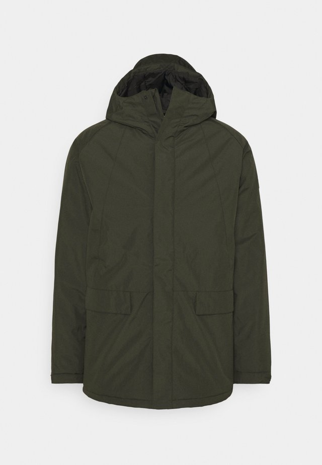 CHARIOUS  - Parka - deep forrest