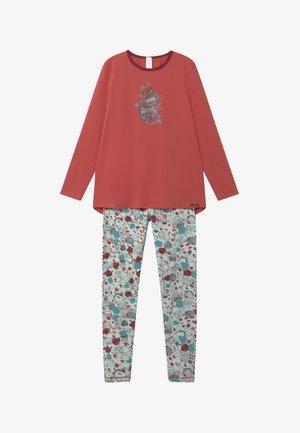 GIRLS  - Pyjama - mineral red