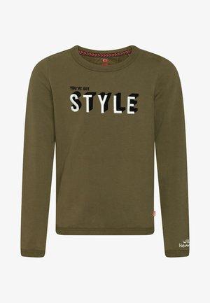Sweater - army green