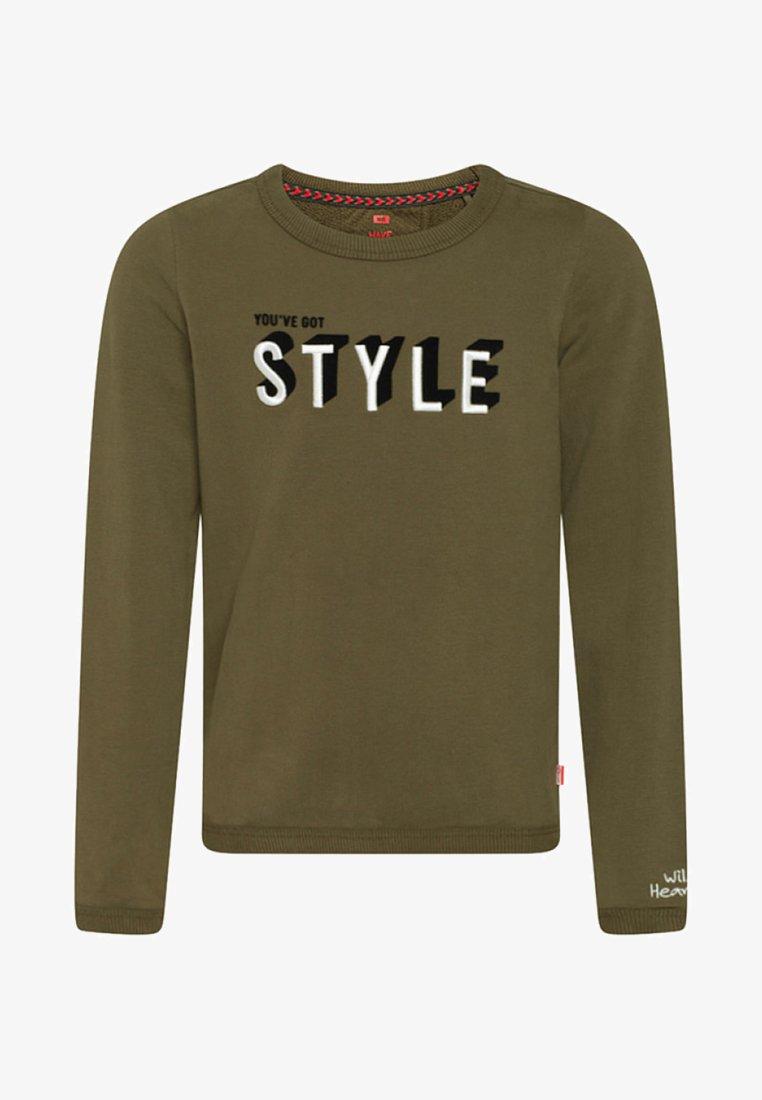 WE Fashion - Sweater - army green