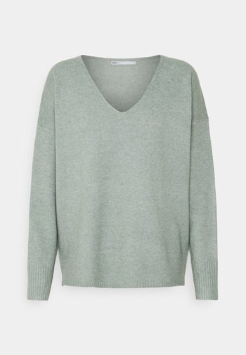 ONLRICA LIFE  - Jumper - chinois green