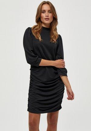 HELENE - Shift dress - black