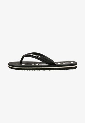 FOOTWEAR PROFILE - T-bar sandals - black out