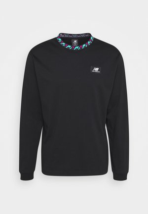 ATHLETICS TERRAIN - Long sleeved top - black