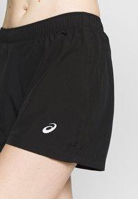ASICS - SHORT - Sports shorts - performance black - 4