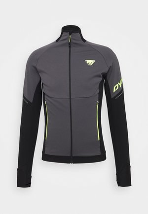 ALPINE WARM - Laufjacke - black out
