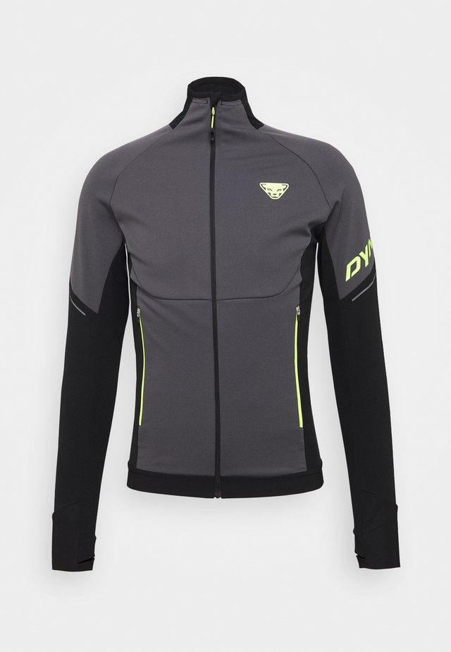 ALPINE WARM - Veste de running - black out