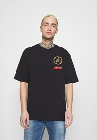 Jordan - TEE - Print T-shirt - black - 0