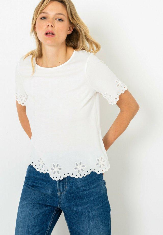 FANTAISIE - Blouse - off-white