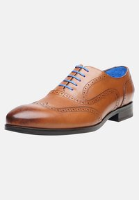 SHOEPASSION - NO. 5621 BL - Smart lace-ups - nut brown - 2