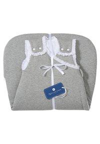 Nordic coast company - SCHLAFSACK KUSCHLIGER GANZJAHRESSCHLAFSACK - Baby's sleeping bag - grey - 5