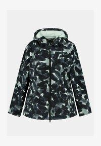 Ulla Popken - Soft shell jacket - multicolor - 2